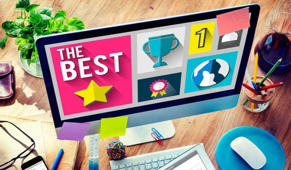 best designed websites 2019