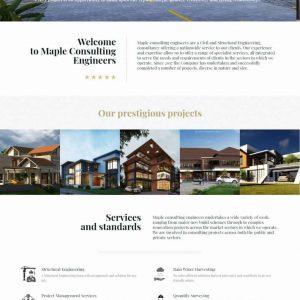 FireShot Pro Screen Capture #005 - 'maple consulting engineers' - mapleconsultingengineers_com
