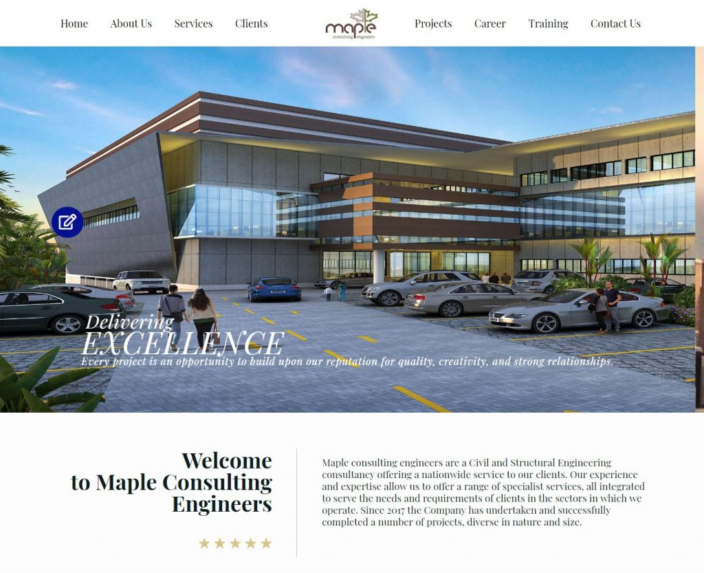 maple consulting engineers
