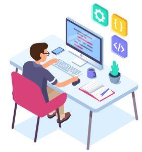 programming flat image