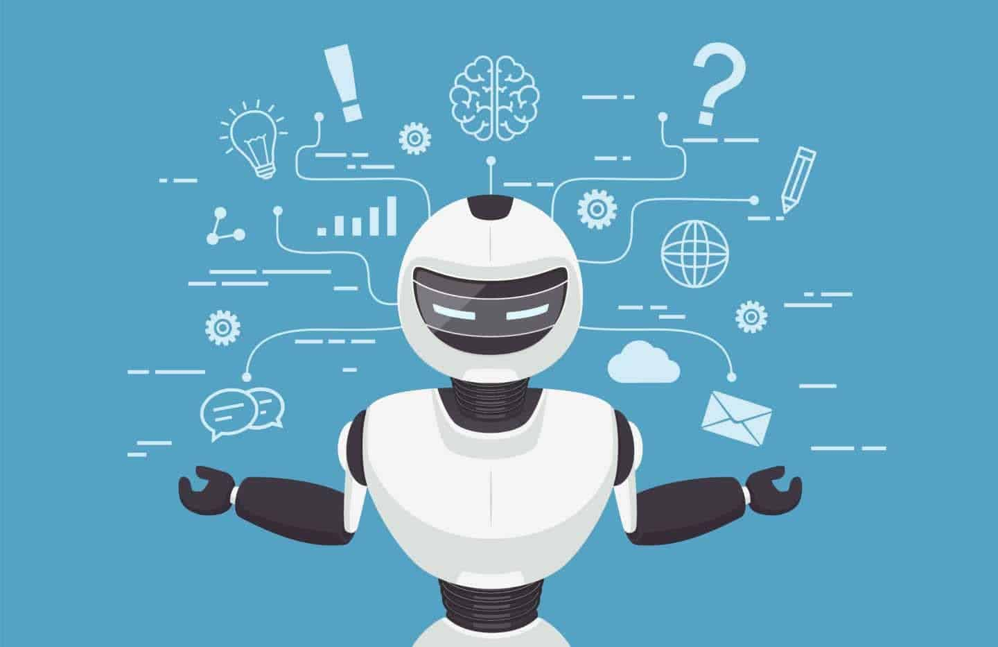 Web Development Trends AI bots