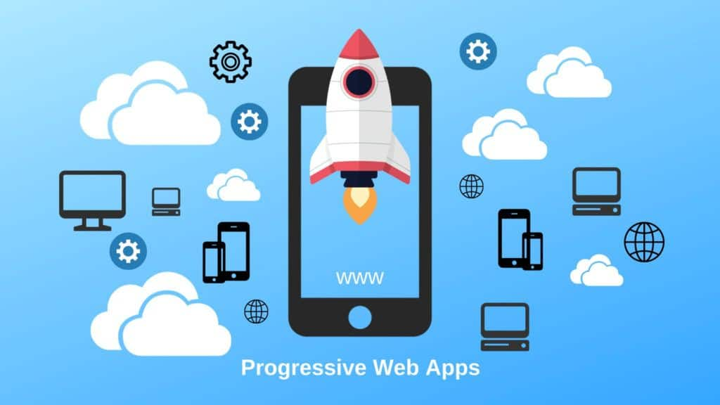 Web Development Trends Progressive Web App