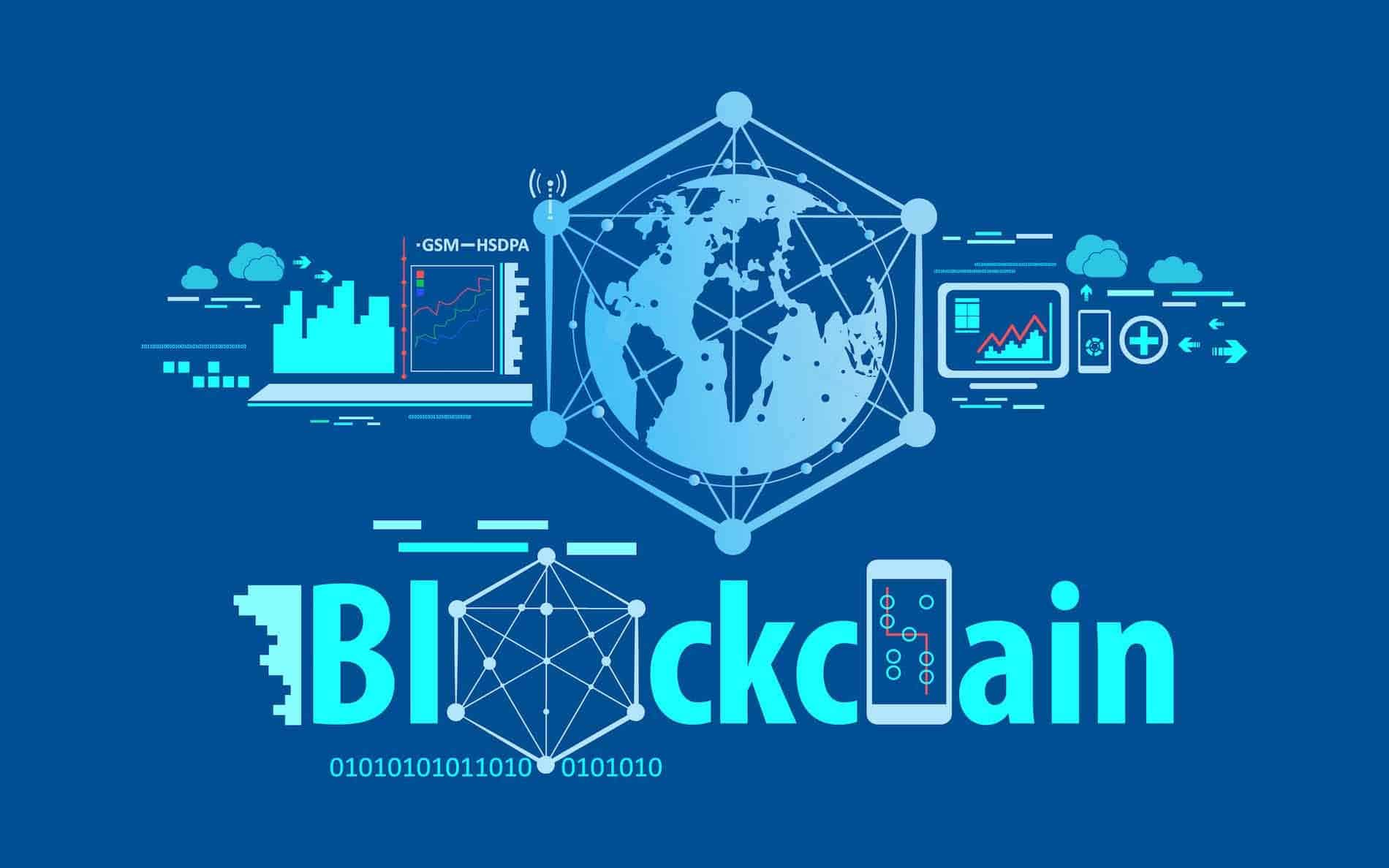 Web Development Trends Blockchain Technology