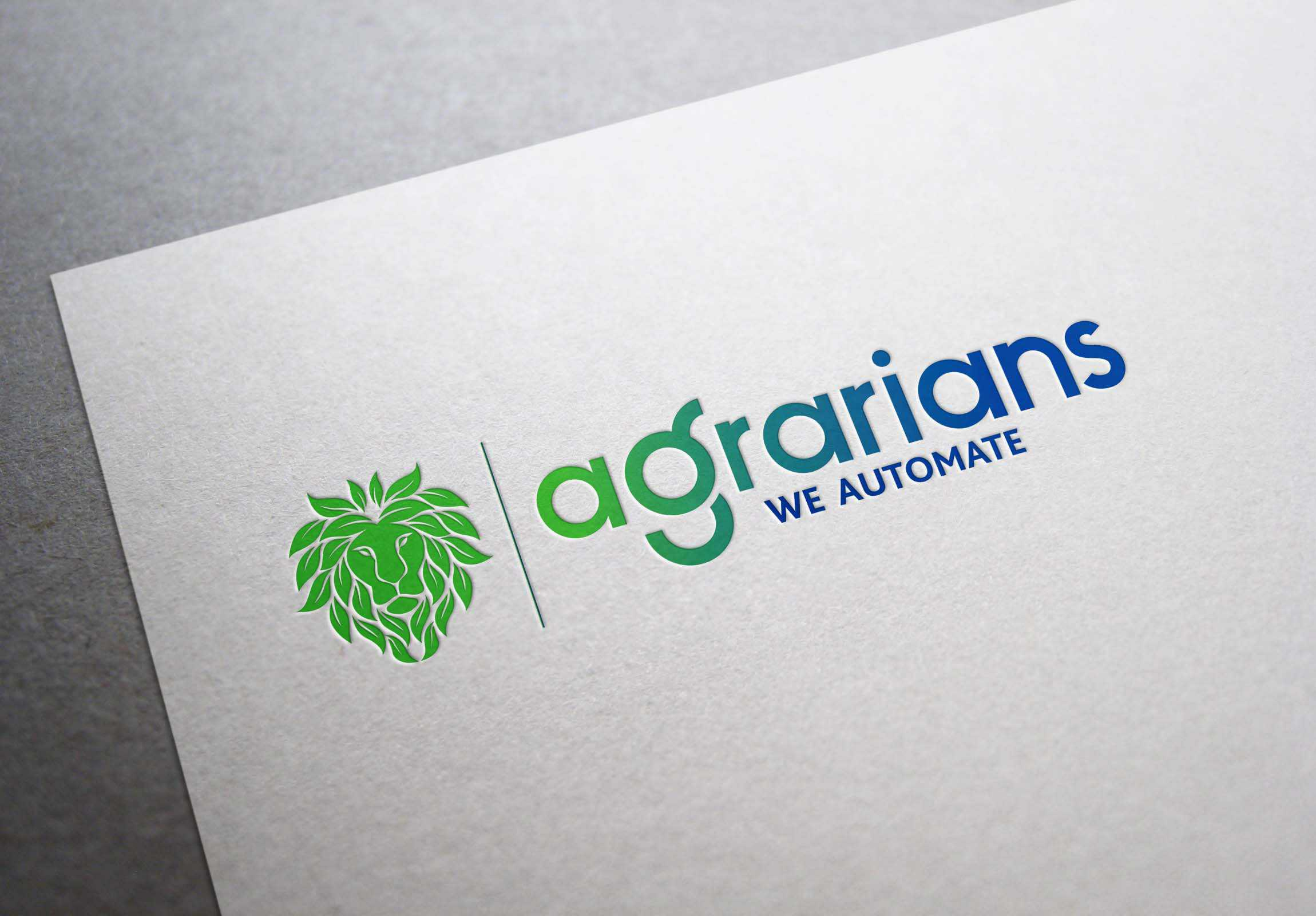 agrarians logo works