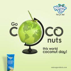 NaturUp World coconut day-min