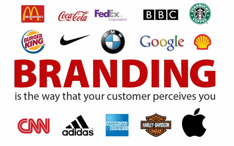 Famous branding stories